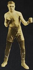 1930's - JOE STANLEY - BOXING / BOXER - CUTOUT GLOSSY PHOTO - ORIGINAL