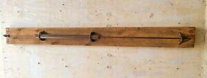 Vintage Maritime Whaling Harpoon Spear 6'