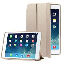 CUSTODIA Integrale per Apple iPad AIR 2 9.7 Bianca SMART COVER SUPPORTO