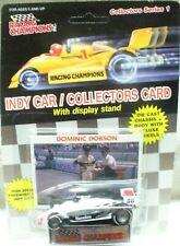 NIP 1989 RACING CHAMPIONS-Indy Car White #86-1/64 Diecast-Dominic Dobson-China