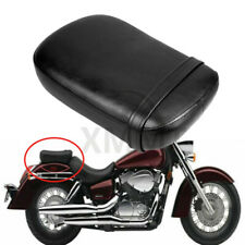 Fit For Honda Shadow ACE VT750 VT750C VT750CD Passenger Pillion Rear Seat Black