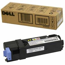 GENUINE Dell PN124 YELLOW Toner Cartridge Laser High Capacity 2KY for 1320c