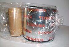 Toshiba TEC AS1 resina BX760068AS1005 qualità NASTRO DI TRASFERIMENTO TERMICO X 5 Inc IVA