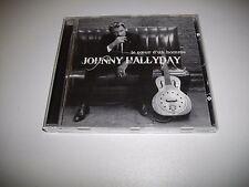 "CD  Johnny Hallyday  "" Le coeur d'un homme """