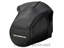 OFFICIAL NEW Olympus leather case CS-36FBC for OM-D E-M5+M.ZUIKO DIGITAL ED 12-5