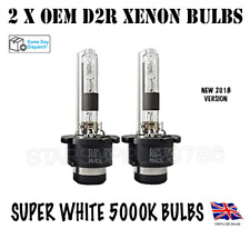 2X D2R Xenon Faro OEM Bombillas Reemplazo 12V 35W 5000K Volvo BMW Mini Cooper