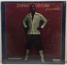 Johnny Ventura Lo Que Te Gusta RCSLP-2023/Stereo Series00798 LP Vinyl 1981