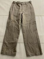 5.11 Tactical 32 x 30 100% Cotton 74269 Covert Khaki Gusseted Crotch Pants