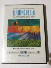 Learning To Sea Dvd 2003. Red Sea Caribbean Sea One Planet Brand New Sealed