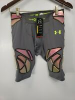 Under Armour Men's Compression Padded Football Shorts Heatgear NWT Large
