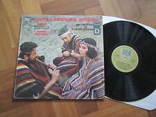 Los Calchakis et Alfredo de Robertis – toute l'amérique Indienne-Lp Arion 1969