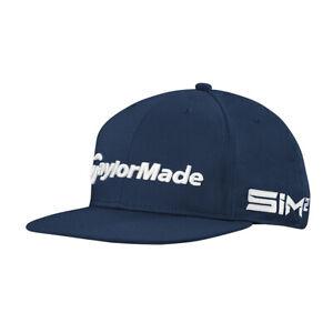 TaylorMade 2021 Tour FLat Bill Cap - Navy