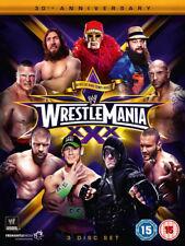 WWE: WrestleMania 30 DVD (2014) John Cena