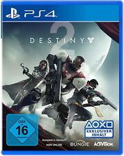 Destiny 2 (Sony PlayStation 4, 2017) NEUWARE