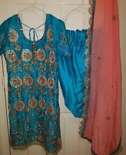 Punjabi patiala salwar suit party wear wedding wear salwar suit