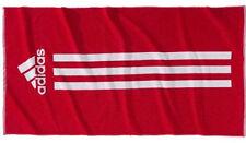 Adidas Sports Towel Gym Swimming Running Football Training Red 100cm x 50cm Nike