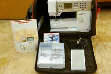 Bernina Aurora 440QE  Sewing Machine BSR + Walking Foot FULLY SERVICED near MINT