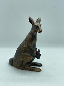 [AUSgiftSHOP] Antique finished pencil sharpener / Kangaroo