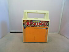 Vintage 1980s Tomy Bumbling Boxing Includes 2 wind-up boxers and ring Works!