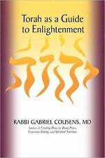 Torah as a Guide to Enlightenment, Gabriel Cousens M.D., Acceptable Book