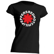 CAMISETA DE CHICA - RED HOT CHILI PEPPERS - T-GIRL