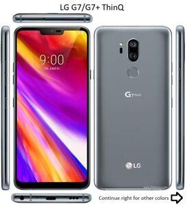 LG G7 ThinQ / G7 One / G7 Fit | AT&T T-Mobile OR GSM Unlocked Cellphone 32-128GB