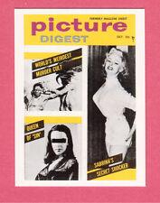 Sabrina Norma Sykes KSP Pin Up Model Actress Film Star Collector Card