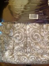 Westex Deluxe Extra Thick Ironing Board Cover-Pad Taupe Khaki White Nip