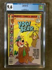 Yogi Bear #5 (Marvel Comics, 1978) CGC NM+ 9.6 White pages HB 2nd highest graded