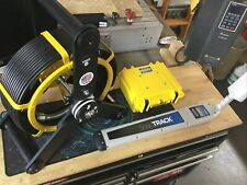 Sewer Camera 512hz Transmitter And Locator Wand Included For Pipes Inspection