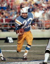 DICKIE POST 1969 SAN DIEGO CHARGERS 8X10 PHOTO