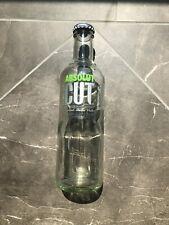 Absolut Vodka Cut grün Leer