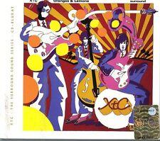XTC - ORANGES & LEMONS - SURROUNDS SOUND CD+ BLURAY   NUOVO SIGILLATO