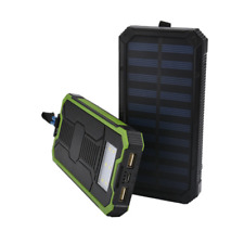 Portable Solar Panel Charger Cowered Solar Sower Battery Bank 20000 mAh