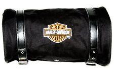Harley Davidson Motorcycle Travel Pack Accessories Storage Bag Flashlight Tools