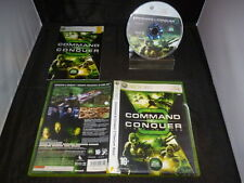 Command & Conquer 3 Tiberium Wars - per Console Microsoft XBOX 360 - PAL ITA Xbo