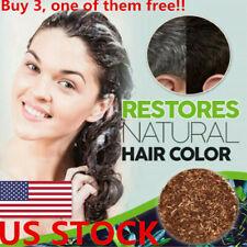 Hair Darkening Shampoo Bar Natural Organic Conditioner and Repair Hair Care US~