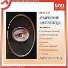Berlioz: Symphonie Fantastique, Le Carnaval Romain / André Cluytens - CD Emi