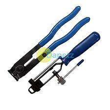 CV Clamp Tool and CV Joint Boot Clamp Pliers Mechanics Car Garage Hand Tool Set