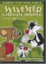 Sylvester & Hippety Hopper - Marsupial Mayhem (Looney Tunes Super Stars) Dvd New