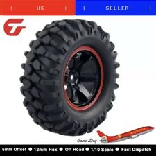 4 Pcs Off-road RC Car Tires Tyre for 1/10 Traxxas RC Rock Crawler, Quality