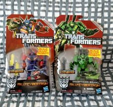 TransFormers Fall of Cybertron Bruticus Vortex  Brawl Combiner Class G1 Lot New