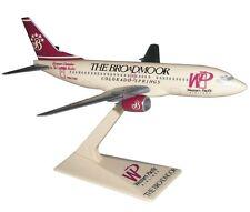 Flight Miniatures Western Pacific Boeing 737 Broadmoor Desk 1/200 Model Airplane
