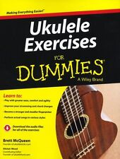 Ukulele Exercises For Dummies Learn to Play EASY Beginner UKE Music Book