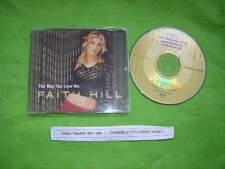 CD Pop Faith Hill - The Way You Love Me (3 Song) Promo WARNER BROS