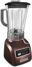 KitchenAid 5-Speed blender ksb650es 650 Series.9HP ShatterResistant Jar Espresso