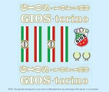 Gios Bicycle Decals-Transfers-Stickers #8