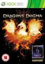 Dragon's Dogma Xbox 360 Complete 12 Capcom PAL Good