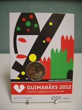 Portugal 2012 2 euro CC Guimaraes BU