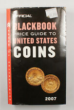 BlackBook Price Guide To US Coins 2007